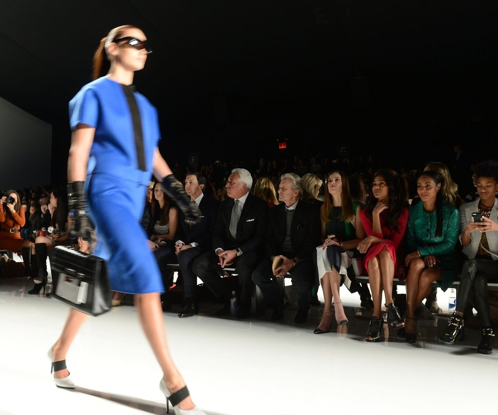 Michael Kors auf der New York Fashion Week 2013