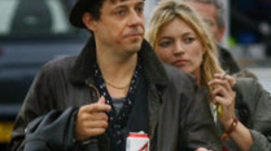 Läuten bei Kate Moss und Jamie Hince bald die Hochzeitsglocken?