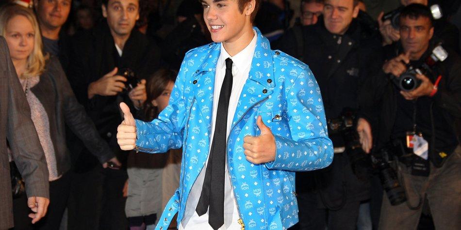 Justin Bieber wird 18 Jahre alt