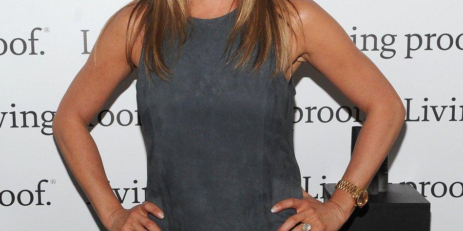 Jennifer Aniston plant ruhigen Junggesellinnenabschied