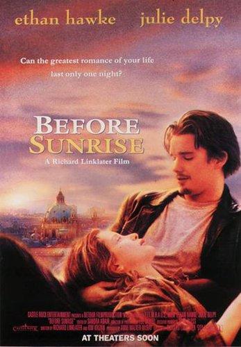 Before Sunrise mit Ethan Hawke