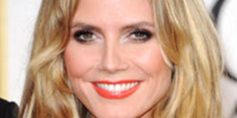 Heidi Klum: Vorbild für ihre Kinder