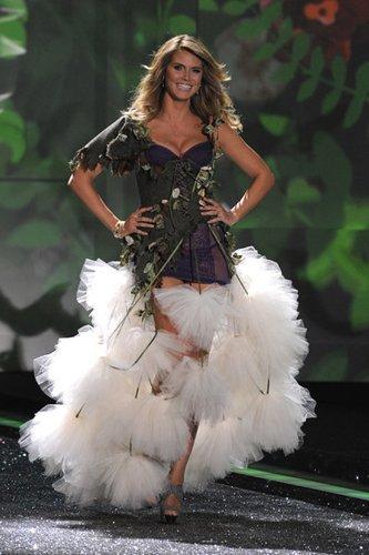Heidi Klum bei Victorias Secret
