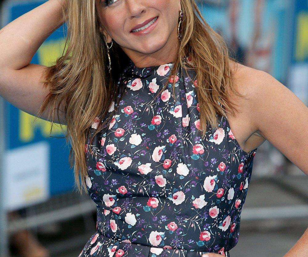 Jennifer Aniston wollte ihre Extensions zurück