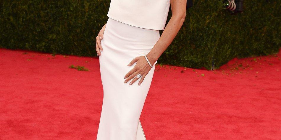 Victoria Beckham schockt mit Mager-Look