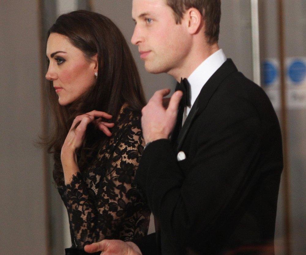 Kate Middleton und Prinz William haben ihren ersten Streit