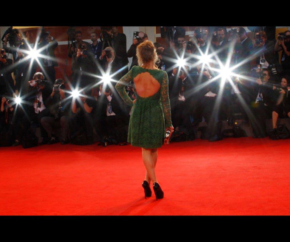 Noomi Rapace auf der Biennale - Internationalen Filmfestspiele Venedig