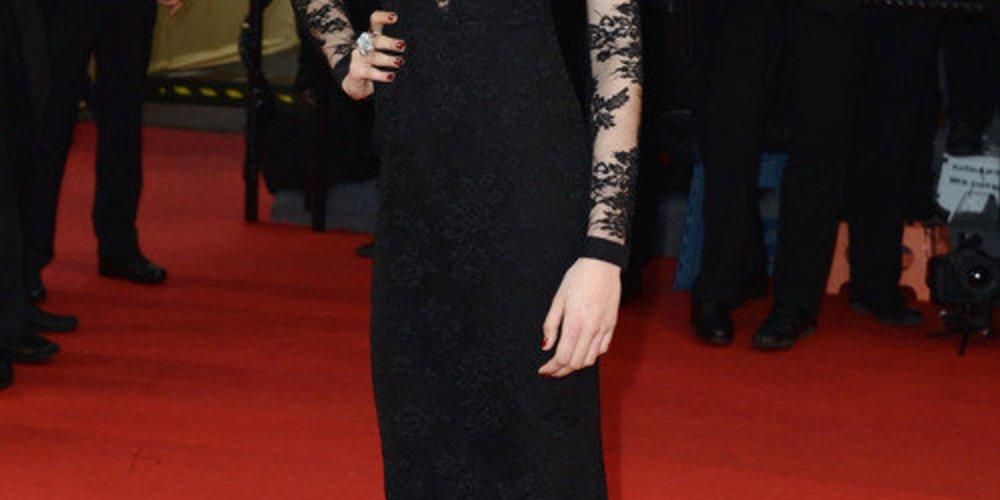 Outfit bei den Filmfestspielen in Cannes