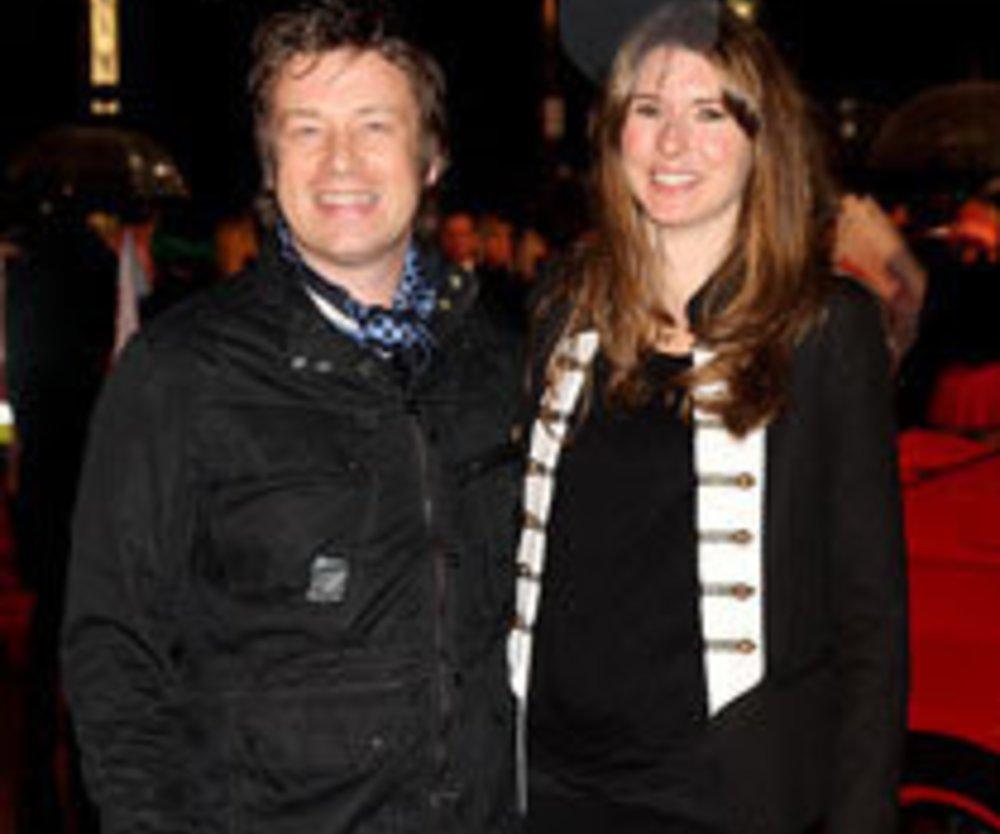 Jamie Oliver: 10. Hochzeitstag