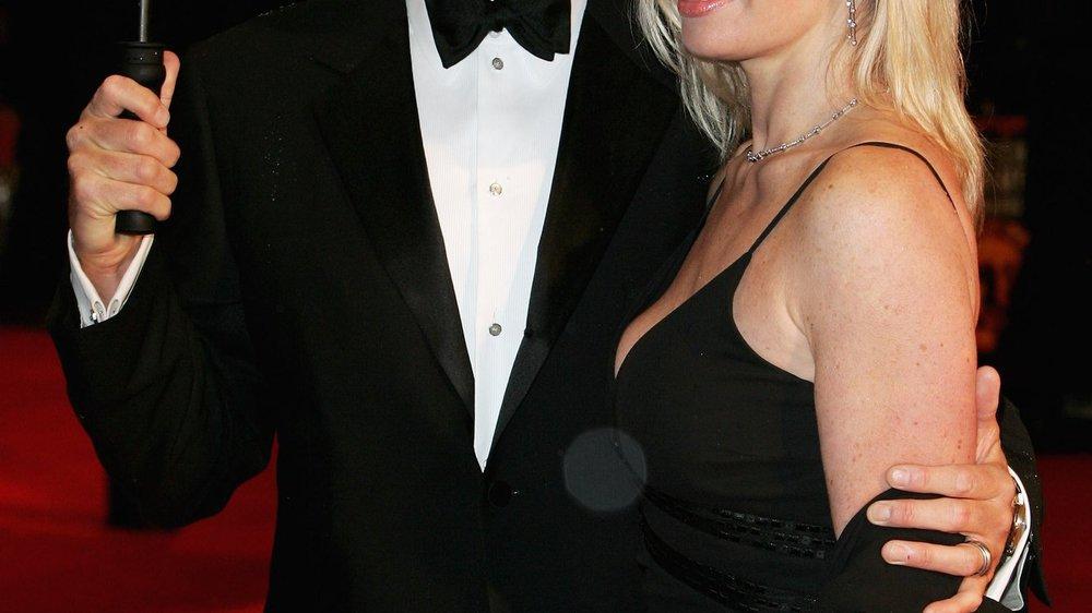 Pierce Brosnan trauert um seine Tochter
