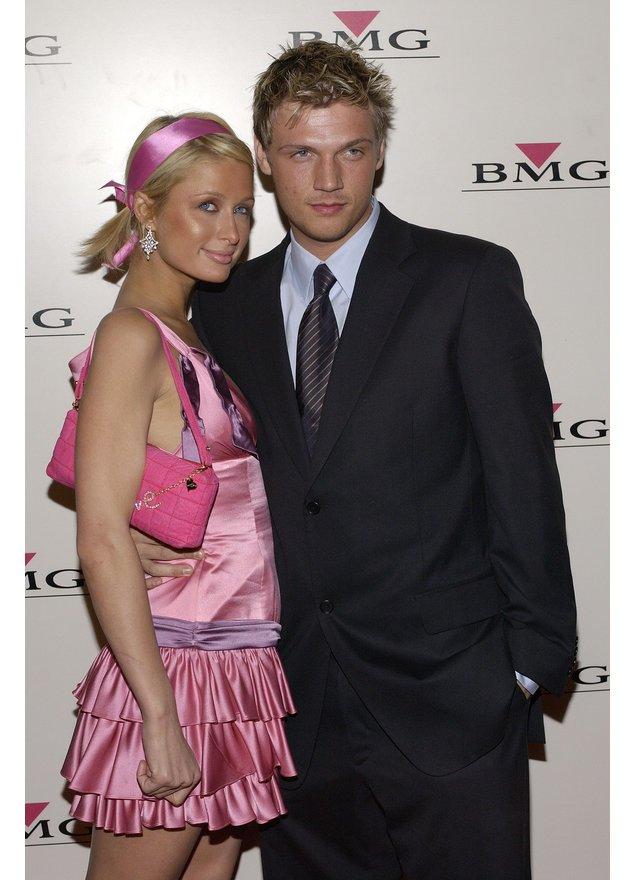 Nick Carter und Paris Hilton waren ein Paar