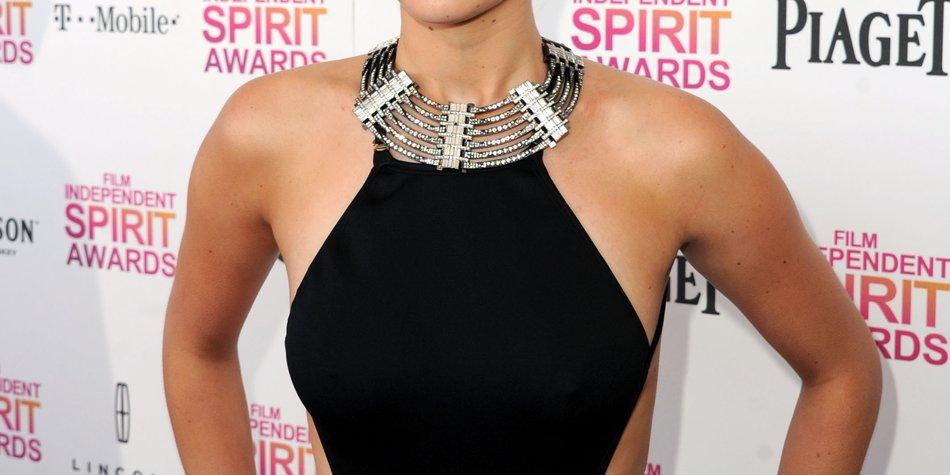 Jennifer Lawrence: Betrunken bei den Oscars
