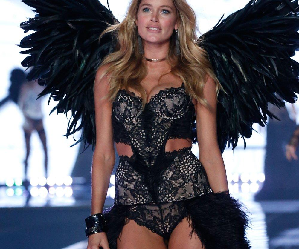 """Doutzen Kroes: Bye Bye, """"Victoria`s Secret""""!"""