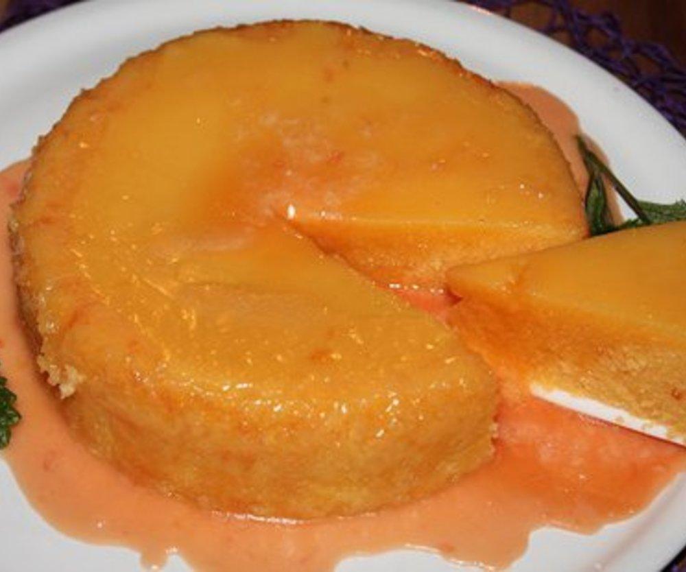 Grapefruit-Kuchen aus der Mikrowelle