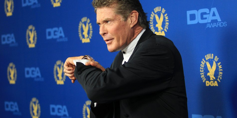 Promi Big Brother: David Hasselhoff langweilt sich