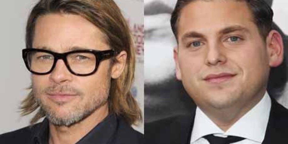 Brad Pitt nahm Mitbewohner auf