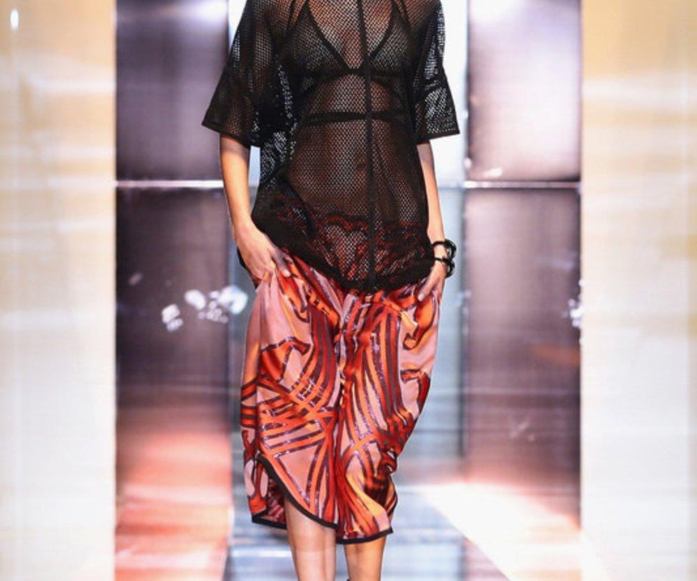 Outfit von Gucci