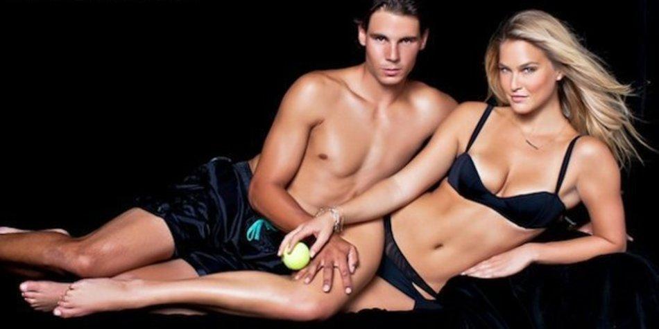 Bar Refaeli: Sexy Fotoshooting mit Rafael Nadal