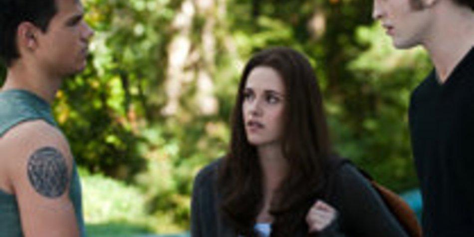 Robert Pattinson und Kristen Stewart: Neue Szene