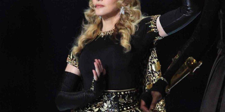 Madonna setzt sich für russische Homosexuelle ein