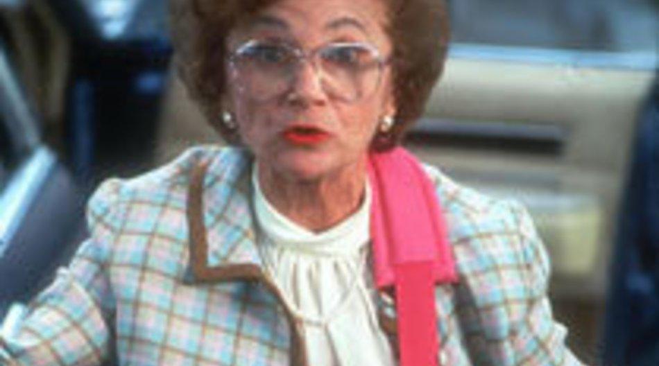 Estelle Getty tot