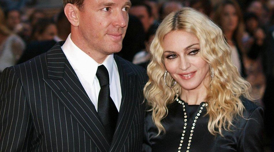 Guy Ritchie über seine Ehe mit Madonna
