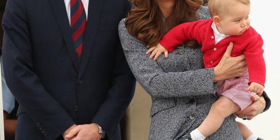 Kate Middleton ist wieder schwanger