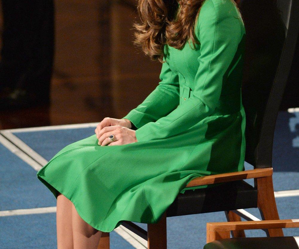 Kate Middleton möchte nicht ins Krankenhaus