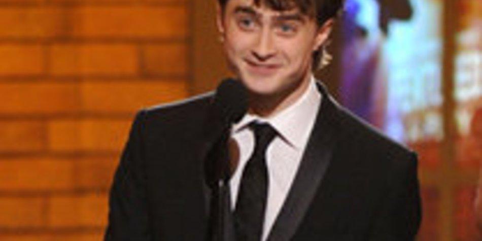 Daniel Radcliffe: Klein, aber oho!