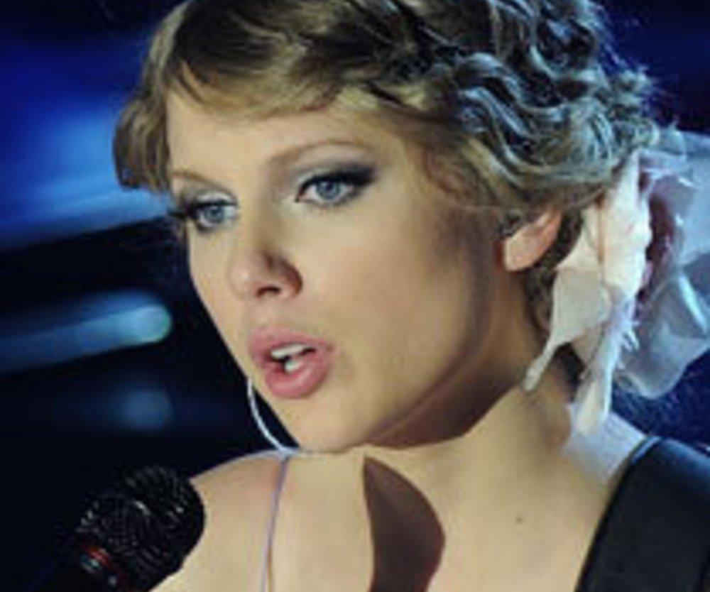 Taylor Swift im Blitzlichtgewitter