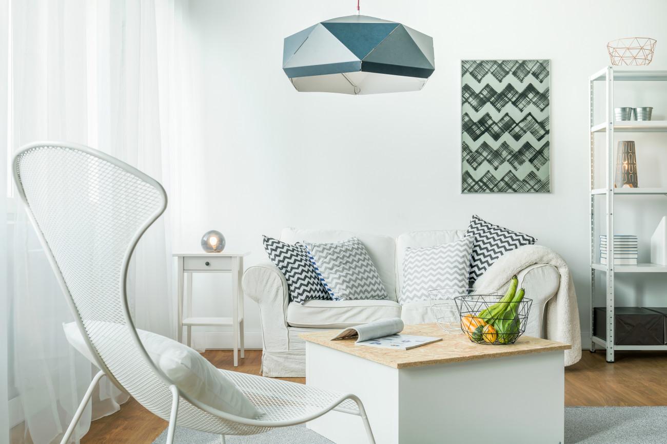 Kleines Wohnzimmer einrichten: Top 10 Tipps!   desired.de