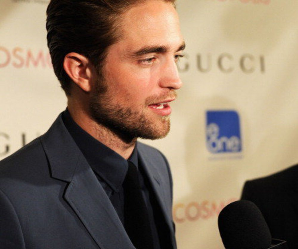 Robert Pattinson hat Charisma