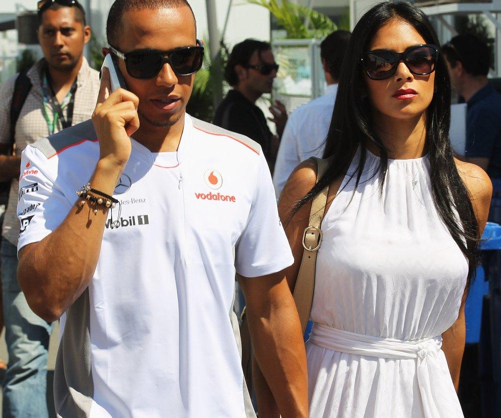 Nicole Scherzinger: Neue Chance für Lewis Hamilton?