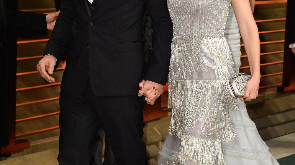 Ben Affleck und Jennifer Garner reißen sich in Disney World zusammen
