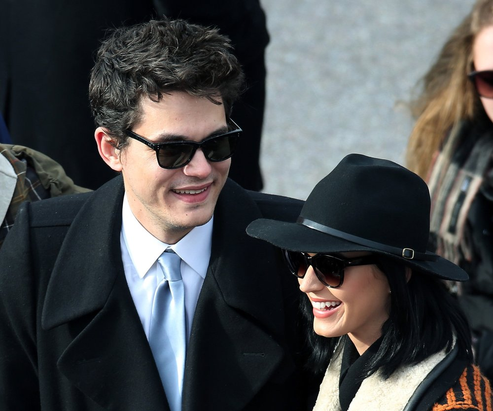 John Mayer und Katy Perry lieben es traditionell!