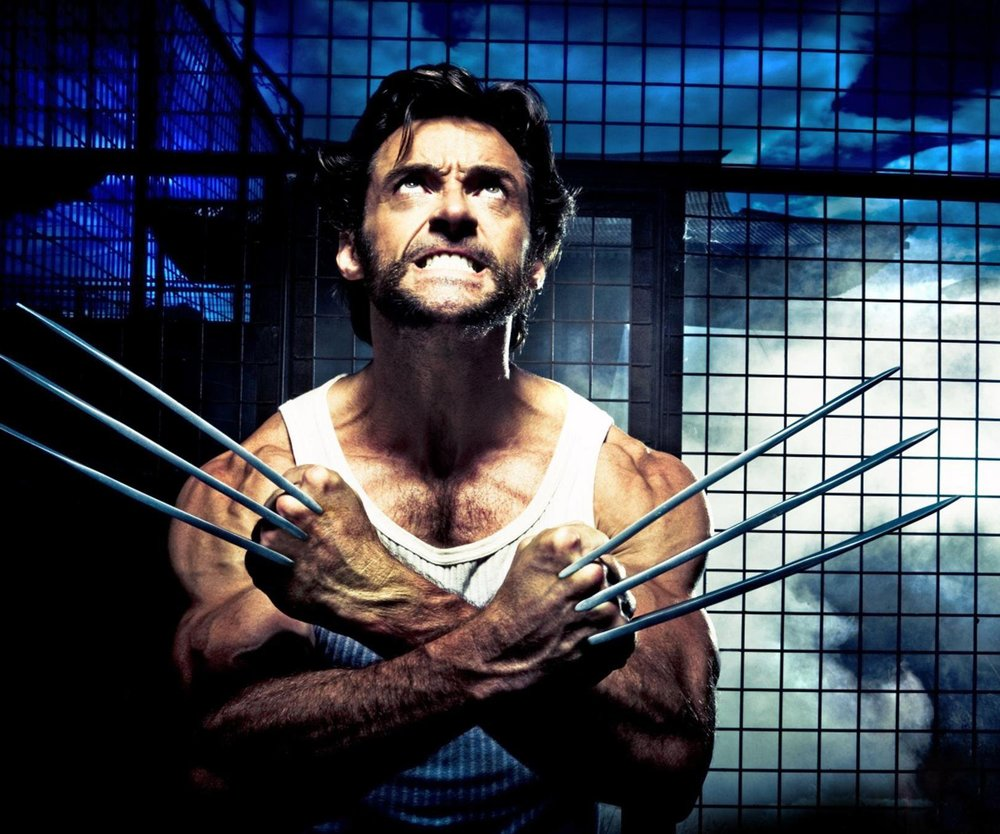 Hugh Jackman als Mutant