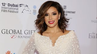 DUBAI, UNITED ARAB EMIRATES - DECEMBER 12: Eva Longoria attends the Global Gift Gala during day four of the 12th annual Dubai International Film Festival held at the Four Seasons Hotel on December 12, 2015 in Dubai, United Arab Emirates. (Photo by Neilson Barnard/Getty Images for DIFF)