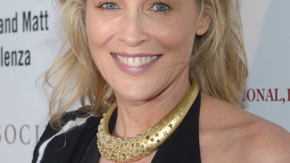 Sharon Stone wurde bedroht