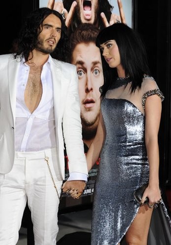 Russell Brand - Katy Perrys Ehemann
