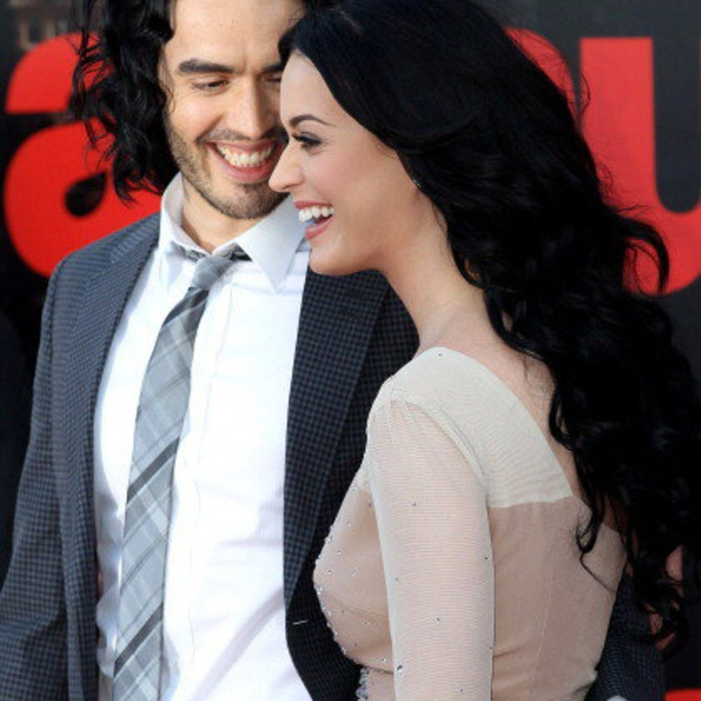 Russell Brand äußert sich zur Ehe mit Katy Perry