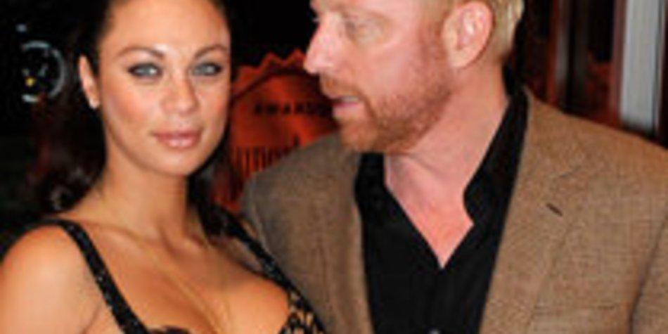 """Boris Becker: Lilly ist """"sehr, sehr schwanger"""""""