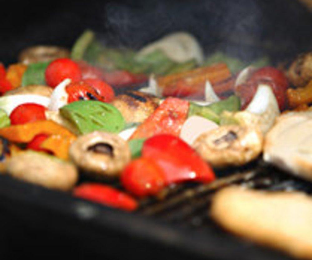 Gemüse grillen – aber wie?