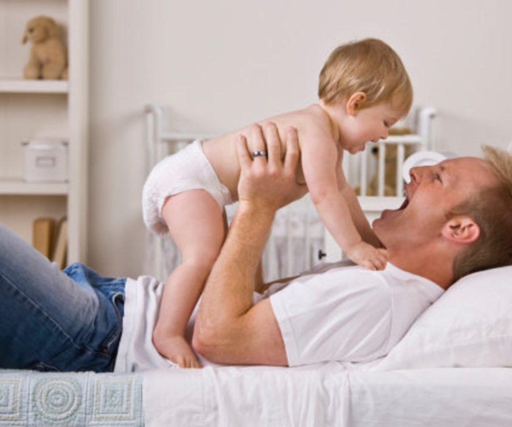 Elterngeld für Väter immer beliebter