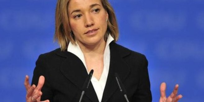 Familienministerin Schröder
