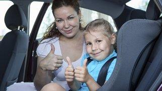 Reisekrankheit bei Kindern