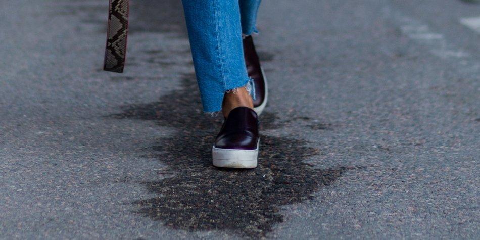 Vokuhila-Jeans