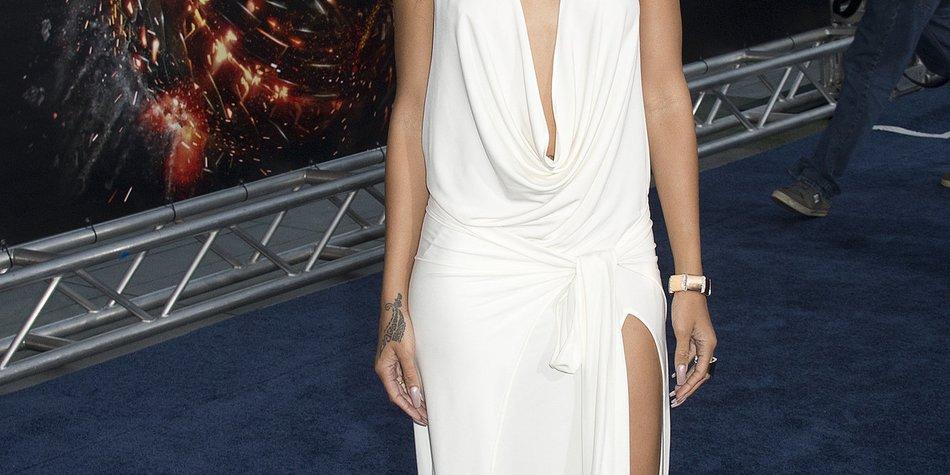 Rihanna war besorgt um Chris Brown