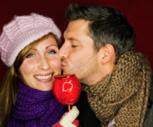 Ein romantischer Abend auf dem Weihnachtsmarkt?