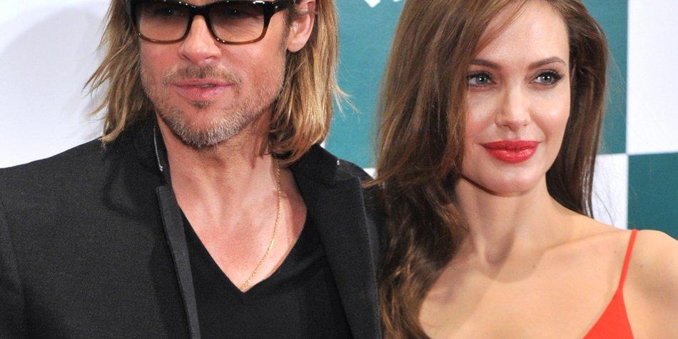 Angelina Jolie hätte gerne noch ein Kind