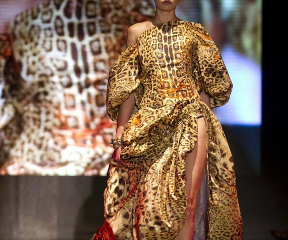 Fashion Show Tel Aviv: Roberto Cavalli